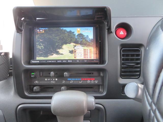 デッキバン レザー調シートカバー ナビ TV リヤモニター(10枚目)
