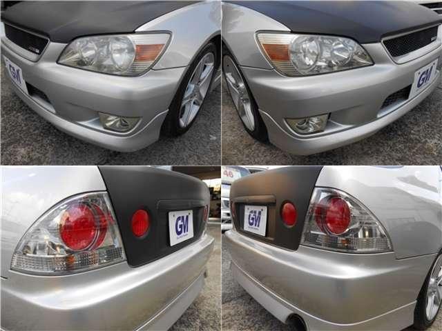 トヨタ アルテッツァ RS200 Zエディション ローダウン Goo鑑定車
