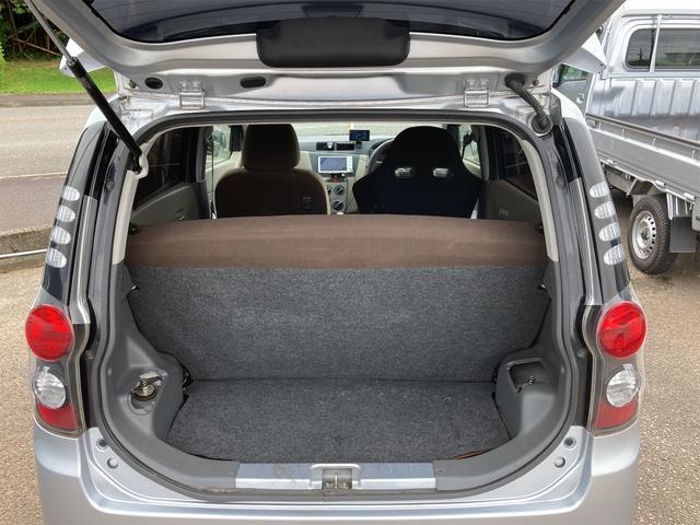 Lセレクション ターボ車 エンジン載替 社外16インチアルミ BLITZ車高調 社外マフラー LEDヘッドライト 5速ミッション メモリーナビ地デジ ETC キーレス(35枚目)