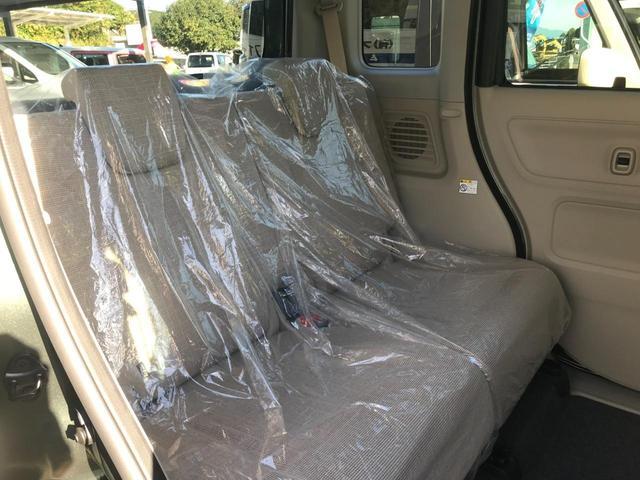 ハイブリッドX 両側電動スライドドア オートライト 全方位モニター クリアランスソナー プッシュスタート ステアリングスイッチ オートエアコン アイドリングストップ 安全装備付 ベンチシート フルフラット(15枚目)