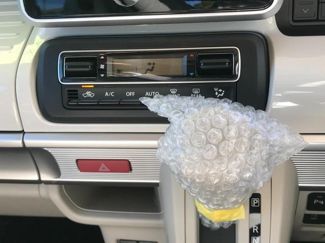 ハイブリッドX 両側電動スライドドア オートライト 全方位モニター クリアランスソナー プッシュスタート ステアリングスイッチ オートエアコン アイドリングストップ 安全装備付 ベンチシート フルフラット(24枚目)
