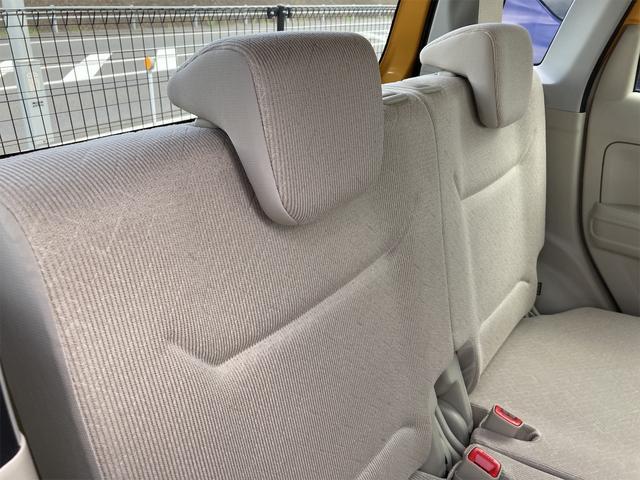 ハイブリッドFX シートヒーター アイドリングストップ オートエアコン アクティブイエロー CVT プライバシーガラス ベンチシート アームレスト(23枚目)