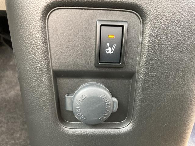 ハイブリッドFX シートヒーター アイドリングストップ オートエアコン アクティブイエロー CVT プライバシーガラス ベンチシート アームレスト(37枚目)