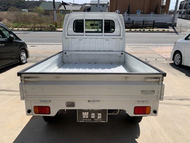 「スズキ」「キャリイトラック」「トラック」「熊本県」の中古車4