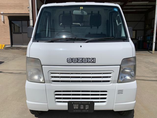 「スズキ」「キャリイトラック」「トラック」「熊本県」の中古車8