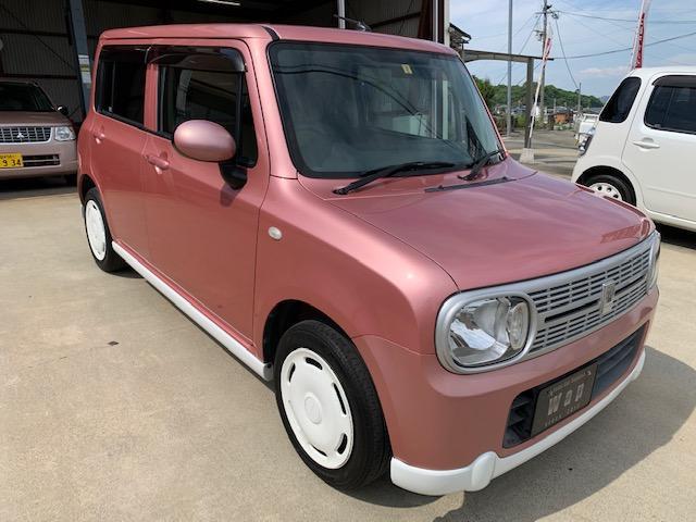 「スズキ」「アルトラパン」「軽自動車」「熊本県」の中古車7