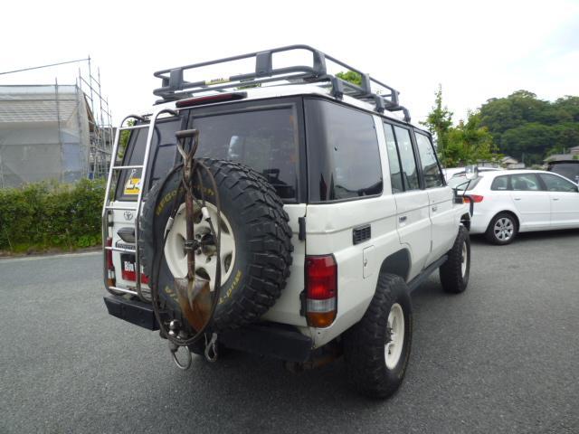 「トヨタ」「ランドクルーザー70」「SUV・クロカン」「熊本県」の中古車6