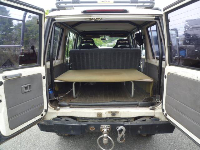 「トヨタ」「ランドクルーザー70」「SUV・クロカン」「熊本県」の中古車8