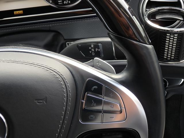 S400ハイブリッド 黒革 サンルーフ 自動ブレーキ LED(23枚目)