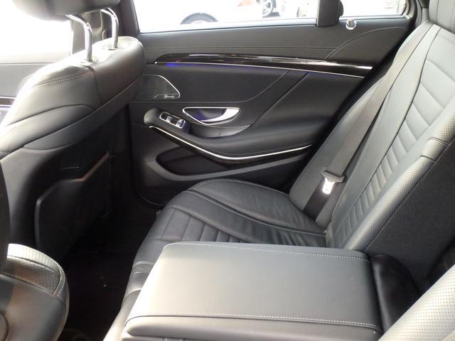 S400ハイブリッド 黒革 サンルーフ 自動ブレーキ LED(42枚目)