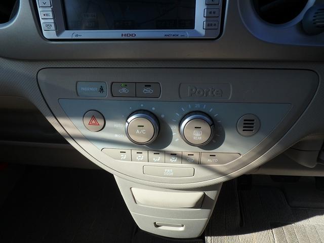トヨタ ポルテ 150r 左側パワースライドドア HDDナビ