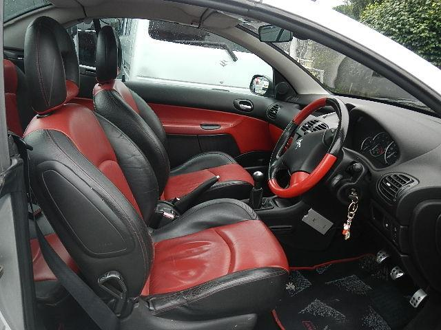 CC S16 オートAC ETC 革シート オープンカー(10枚目)