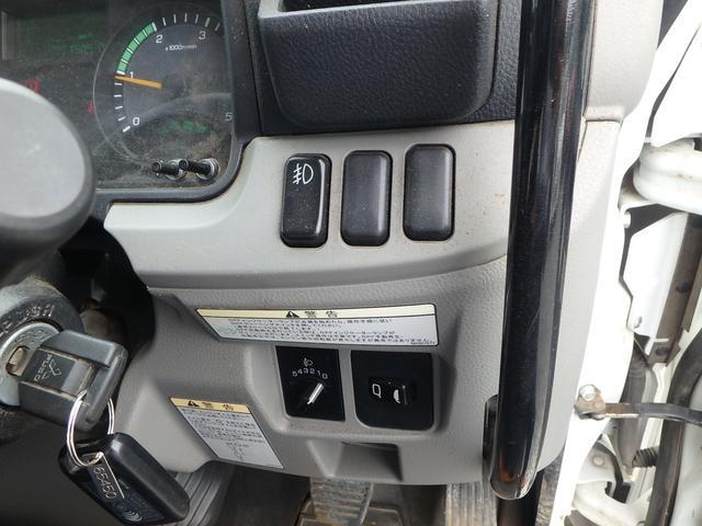 2tダンプ キーレス AC PS PW 5速MT ABS(18枚目)