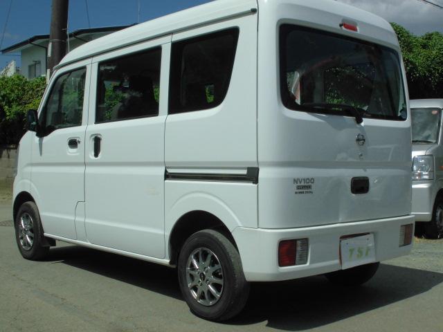 「日産」「NV100クリッパーバン」「軽自動車」「熊本県」の中古車3