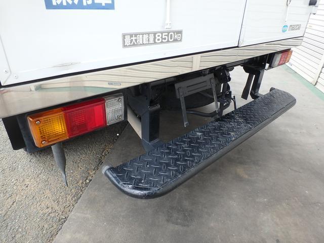 保冷車 Wタイヤ 最大積載量850kg(10枚目)