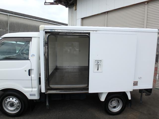 保冷車 Wタイヤ 最大積載量850kg(15枚目)