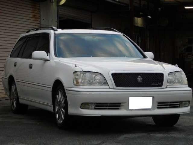 「トヨタ」「クラウンエステート」「ステーションワゴン」「熊本県」の中古車3