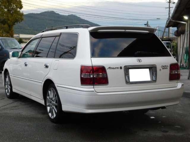 「トヨタ」「クラウンエステート」「ステーションワゴン」「熊本県」の中古車5