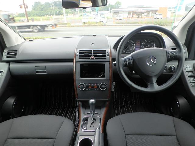 A200 エレガンス ディーラー車 右ハンドル ETC(6枚目)