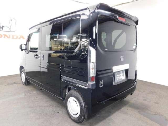 「ホンダ」「N-VAN+スタイル」「軽自動車」「鹿児島県」の中古車4