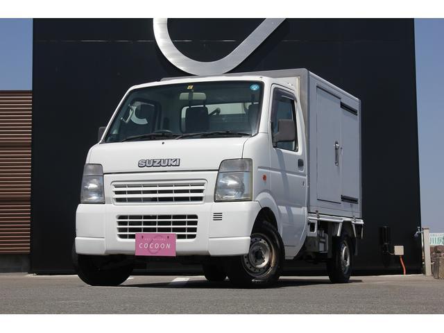 冷凍車 1WAYエアコン ワンオーナー キーレス(5枚目)