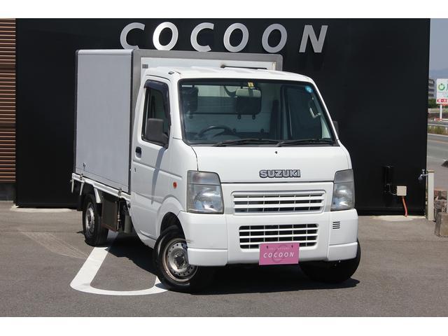 冷凍車 1WAYエアコン ワンオーナー キーレス(6枚目)