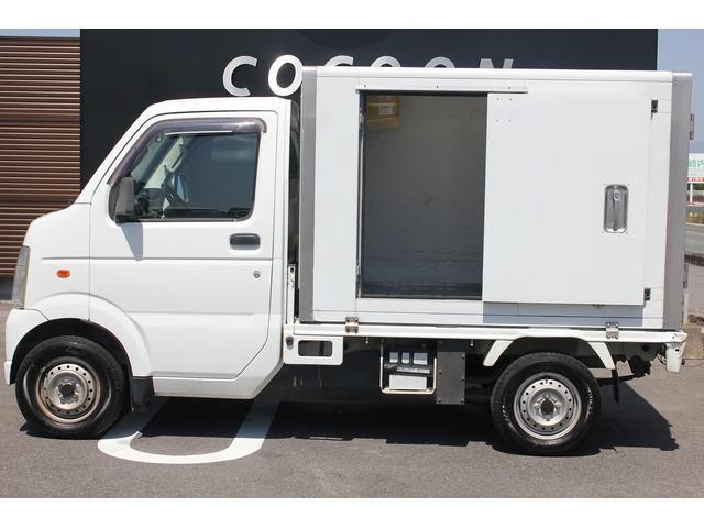 冷凍車 1WAYエアコン ワンオーナー キーレス(7枚目)