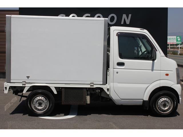 冷凍車 1WAYエアコン ワンオーナー キーレス(8枚目)
