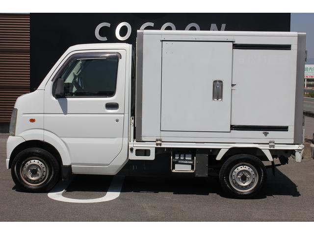 冷凍車 1WAYエアコン ワンオーナー キーレス(11枚目)