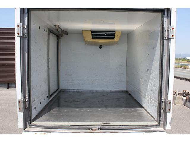 冷凍車 1WAYエアコン ワンオーナー キーレス(13枚目)