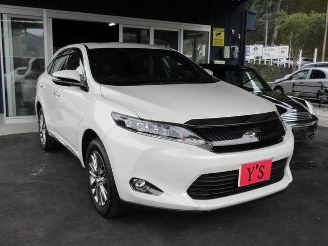 「トヨタ」「ハリアー」「SUV・クロカン」「鹿児島県」の中古車6