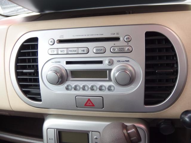 スズキ MRワゴン X 社外アルミ キーフリー オートAC CD-ディオ