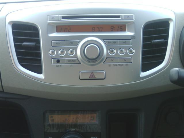 FX 5速 CD キーレス(13枚目)