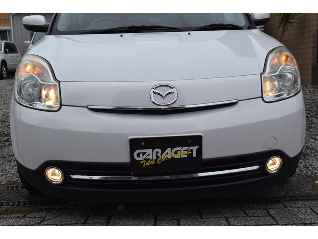 L スマートカードキー レザー ETC オートライト ナビ オートエアコン エアバッグ ABS フォグライト 本革(7枚目)