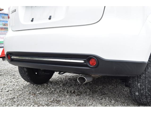 L スマートカードキー レザー ETC オートライト ナビ オートエアコン エアバッグ ABS フォグライト 本革(29枚目)