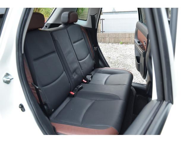 L スマートカードキー レザー ETC オートライト ナビ オートエアコン エアバッグ ABS フォグライト 本革(53枚目)