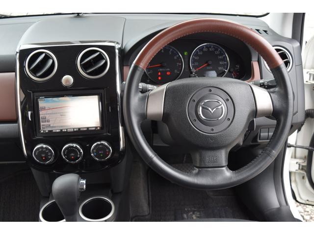L スマートカードキー レザー ETC オートライト ナビ オートエアコン エアバッグ ABS フォグライト 本革(57枚目)