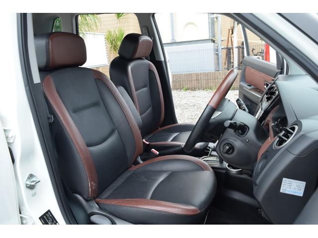 L スマートカードキー レザー ETC オートライト ナビ オートエアコン エアバッグ ABS フォグライト 本革(62枚目)