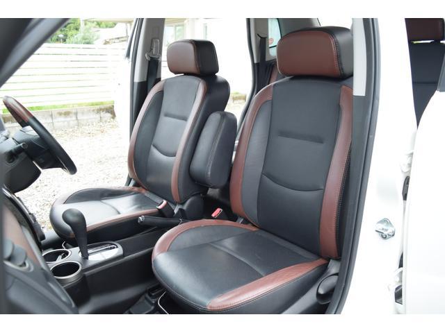 L スマートカードキー レザー ETC オートライト ナビ オートエアコン エアバッグ ABS フォグライト 本革(65枚目)