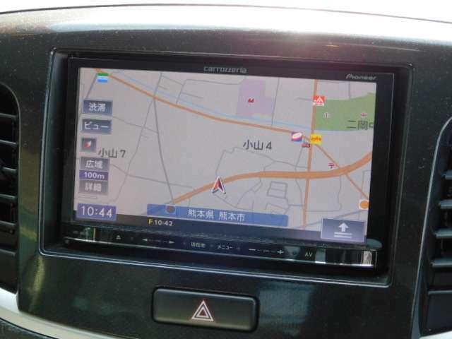 スズキ ワゴンRスティングレー X ナビ 地デジTV HID アルミ アイドリングストップ
