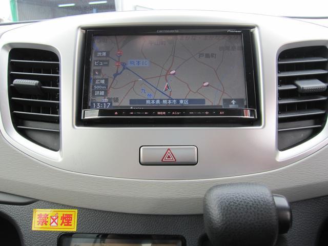 スズキ ワゴンR FX SDナビTV バックカメラ ETC シートヒーター