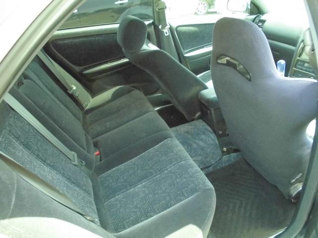 トヨタ マークII ツアラーV 車高調 バケットシート 前置インタークーラー