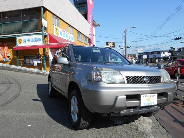 「日産」「エクストレイル」「SUV・クロカン」「熊本県」の中古車3