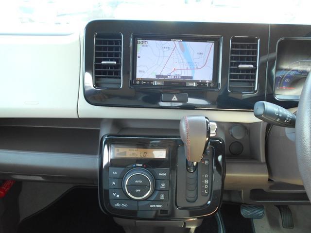 XS アイドリングストップ 地デジナビ フルセグTV Bluetooth接続 CD DVD スマートキー プッシュスタート HID フォグ オートライト オートエアコン 電格ミラー(17枚目)