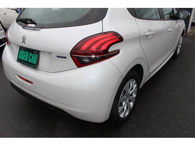 「プジョー」「208」「コンパクトカー」「鹿児島県」の中古車43