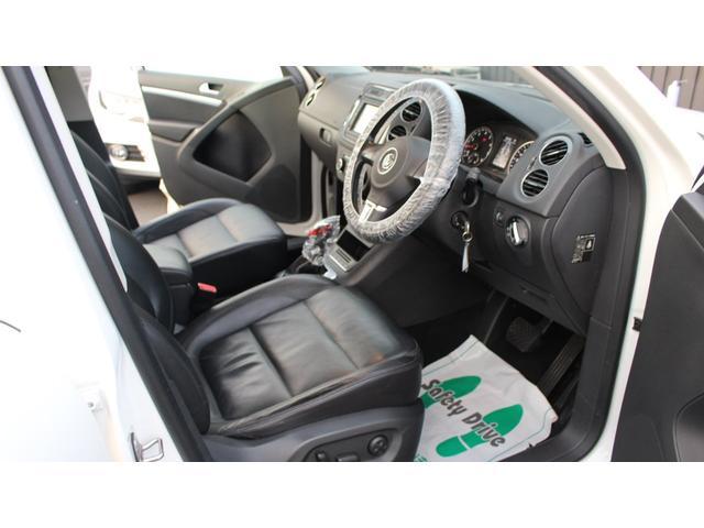 「フォルクスワーゲン」「ティグアン」「SUV・クロカン」「鹿児島県」の中古車11