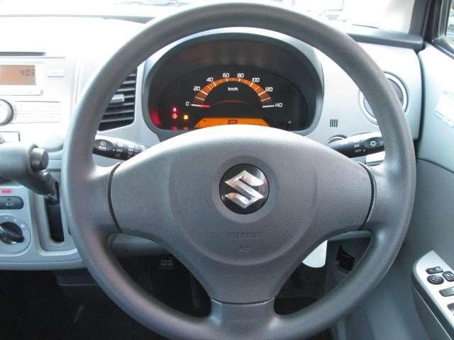 スズキ ワゴンR FXリミテッド スマートキー CD アルミホイール