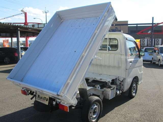 ダイハツ ハイゼットトラック ローダンプ 4WD