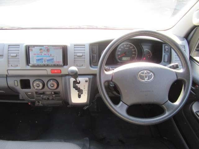 トヨタ ハイエースバン ロングDX GLパッケージ ディーゼルターボ