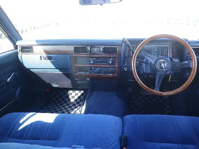 日産 グロリアバン ベンコラオートマ 4ナンバー 丸4灯 全塗装 エンケイアルミ